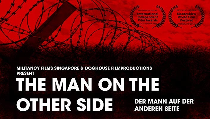 "Trailer zum Film ""The Man On The Other Side"""