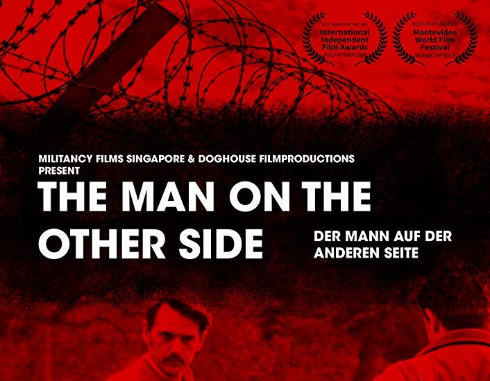 """Trailer zum Film """"The Man On The Other Side"""""""